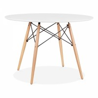 "Стол CoolArt ""Tavolo xz3 table"" (белый) 120"