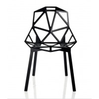 "Стул CoolArt ""Chair one"" черный"