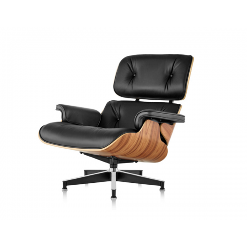 "Кресло CoolArt "" Eames lounge chair"" (черный)"